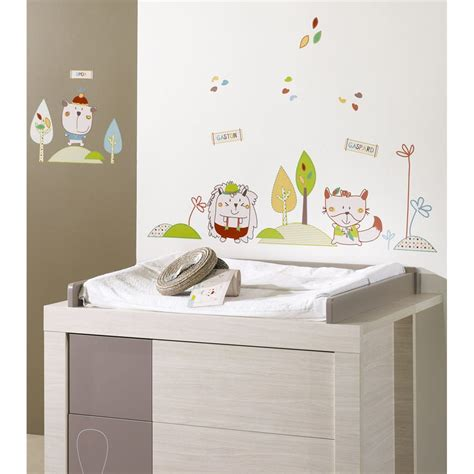 chambre winnie sauthon finest stickers muraux bb sauthon dco with chambre winnie