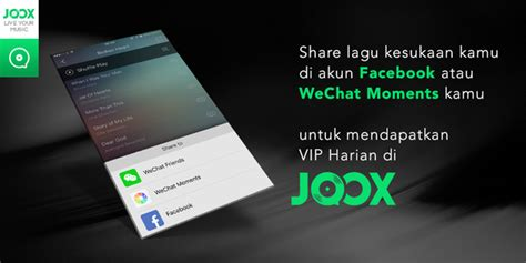 Listen Music Via Joox