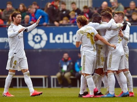 Osasuna vs Real Madrid: Real Madrid Come From Behind To ...