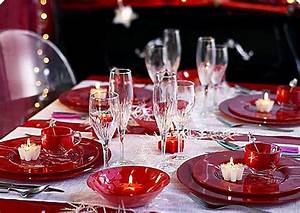 Some ideas to decorate your Christmas table Dominican