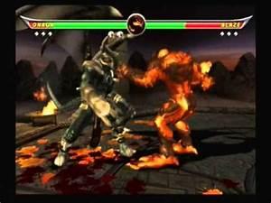 Mortal Kombat Armageddon-Who is Stronger Blaze Or Onaga ...