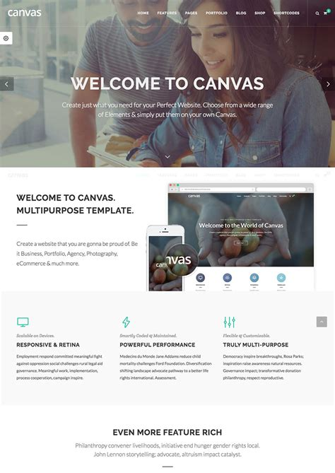 template full widht how to choose a website template what s best for your site