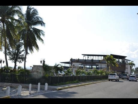 beauty   waterfront downtown kingston  massive facelift news jamaica star