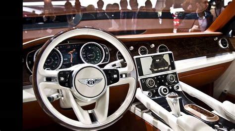 2016 Bentley Bentayga Luxus Suv Exterior And Interior