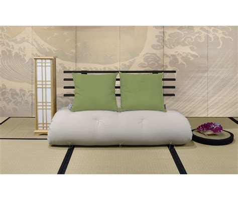 futon divano letto divano letto futon naoko vivere zen