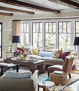Lake, House, Interior, Design