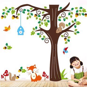 stickers animaux chambre b饕 stunning stickers chambre bebe arbre pictures amazing house design getfitamerica us