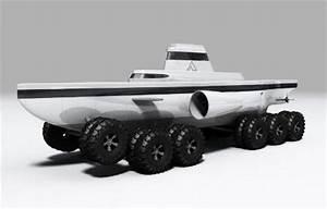 Tsunami Designs For The Apocalypse Submarine Tanks Geekologie