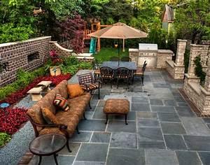 terrasse moderne la decorer et amenager pour accueillir lete With awesome amenagement terrasse exterieure appartement 12 50 idees pour amenager votre jardin
