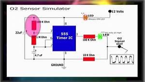 O2 Sensor Simulator