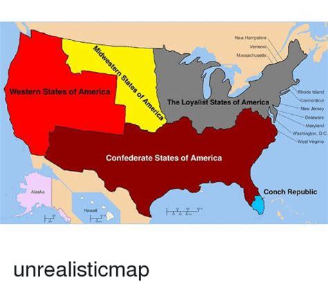 Massachusetts Meme - new hshire vermont massachusetts western states of america rhode island the loyalist states