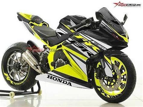Modif Cbr250rr by Modifikasi Honda Cbr250rr Indonesia Keren