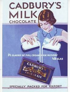 1935 Cadburys Dairy Milk Advert A3 Poster Reprint Listing ...