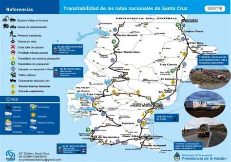 Conozca El Estado De Las Rutas De Santa Cruz Para Hoy