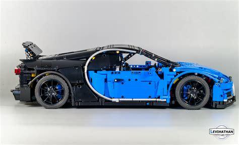 It's one thing to dream of creating a 1:1 drivable bugatti chiron in lego® technic™, it's another to make it actually happen. La Bugatti Chiron LEGO ideata da Leviathan