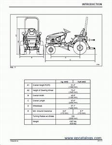 Workshop Service Manual For Massey Ferguson Compact