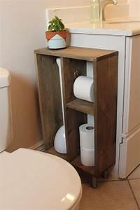 Diy, Bathroom, Shelves, To, Increase, Your, Storage, Space