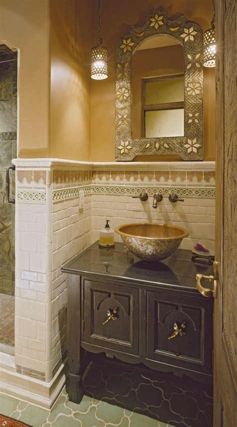 Custom Vanity Cabinet  Powder Room By Tilde Design Studio