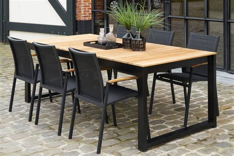 teak folding chairs  table set outdoor furniture tables