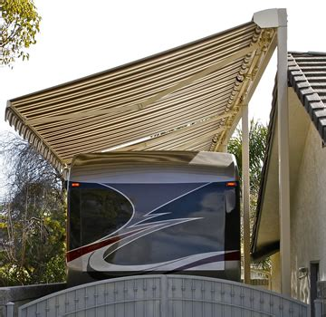 free standing awnings all seasons awnings