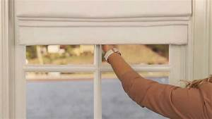 Instructions To Help You Install Cordless Roman Shades