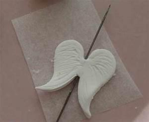 Perlen Engel Selber Basteln : engelfl gel mit herz fantastic fimotic alles aus fimo ~ Lizthompson.info Haus und Dekorationen