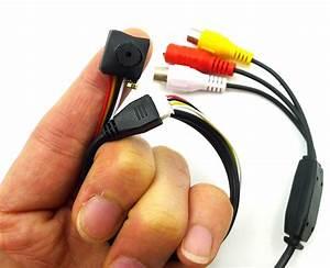 Custom Wiring A Micro Camera To A Usb