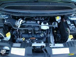 2005 Dodge Grand Caravan Sxt 3 8l Ohv 12v V6 Engine Photo