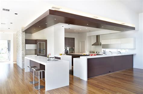 black and green rug drop ceiling lighting kitchen modern with breakfast bar