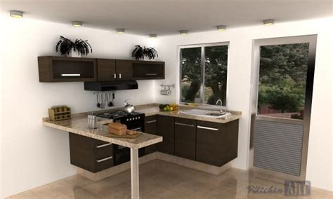 cocineta en escuadra decoracion de cocina moderna diseno cocinas modernas cocinas integrales