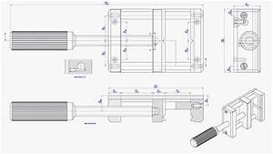 Drill press vise plan