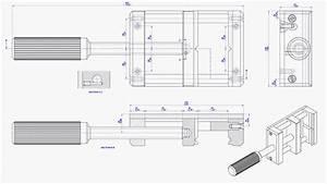 Drill press vise plan
