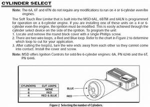 Quick Question About Running A Msd Ignition Module