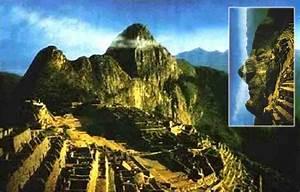 La realidad del falso 'rostro' de Machu Picchu y Cara del Inca