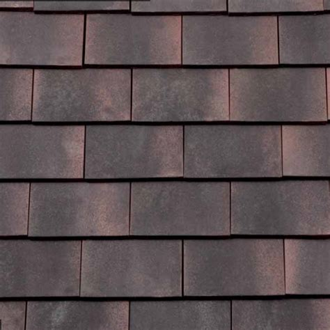 Redland Rosemary Clay Tiles by Redland Rosemary Clay Classic Roof Tile Sanded