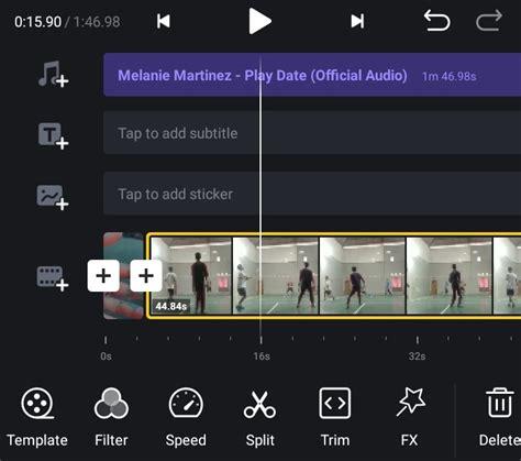 Bagaimana cara menambahkan lagu ke songbook? Cara Membuat SlowMo di VN Video Editor HP Android dengan Lagu Play Date - The Beats Blog