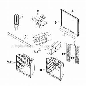 Monessen Khldv600 Parts List And Diagram