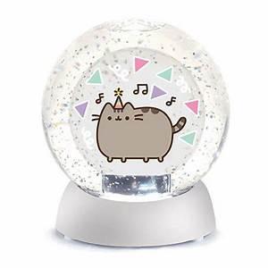 Happy Cat Light : department 56 pusheen the cat happy birthday light up ~ Watch28wear.com Haus und Dekorationen