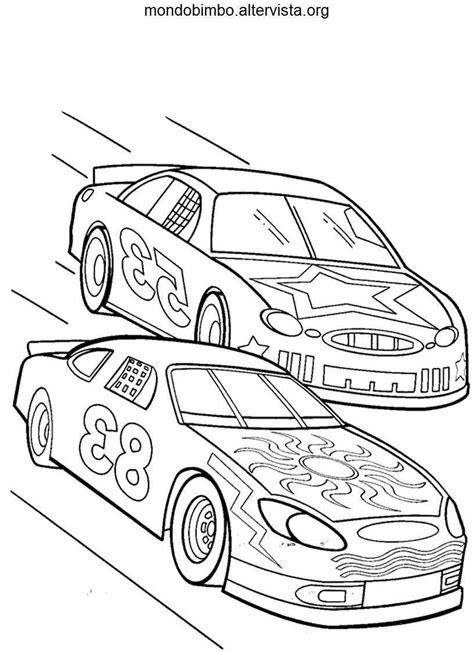 disegni da colorare macchine da corsa macchine da corsa disegni da colorare mondo bimbo