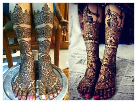 mehndi designs  feet