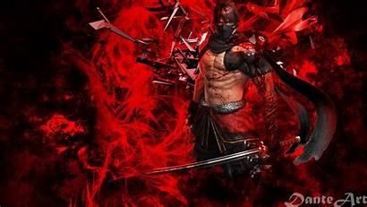 Ninja Gaiden Razor Wallpapers Edge Deviantart Backgrounds