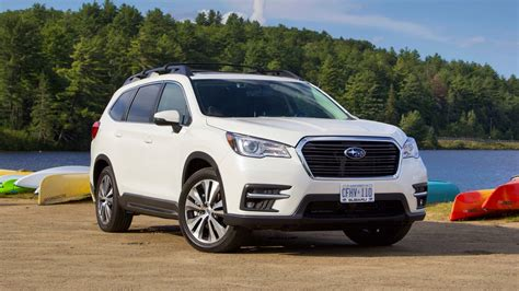 subaru ascent test drive review
