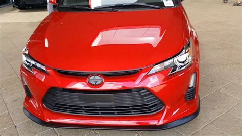 Scion Tc 10.0 Release Series By James Johnson Sells Toyota