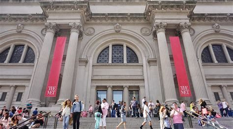discounted the metropolitan museum of admission klook