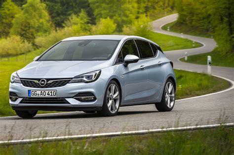 Opel Astra Facelift by Opel Astra Runde F 252 R Das Facelift Newcarz De