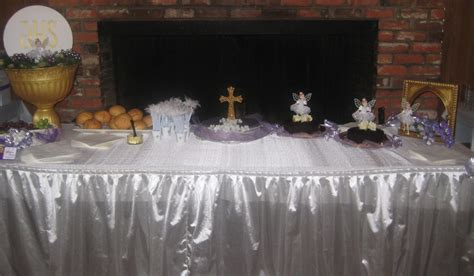 utopia party decor first communion party decor