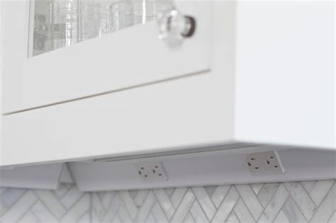 under cabinet outlet box laurelhurst traditional kitchen seattle by rom