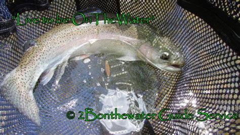 bonthewater guide service  september   fish