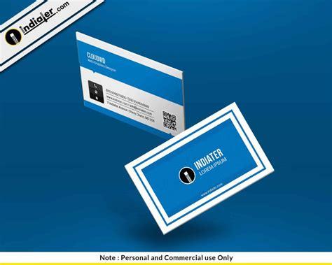 Best Blue Business Card Psd Template Business Card Print Canada Cards Printing Modesto Ca Vistaprint Examples Plan Sample Tax How To Back Chennai Visiting Indore Germany
