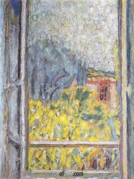 small window la petite fenetre pierre bonnard